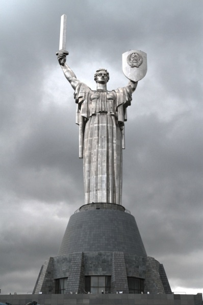 Mother Motherland statue